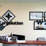 Enseigne interieure, signalétique, acrylique, impresssion