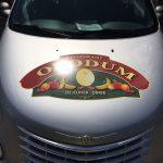 obodum logo vinyle voiture auto