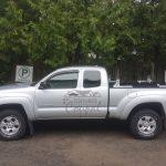 toiture coupal logo vinyle camion